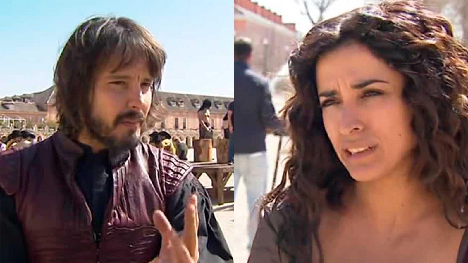 Telediario - Águila Roja estrena su última temporada