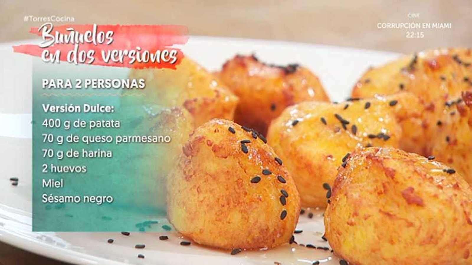 Torres en la cocina - Tapas Torres - RTVE.es