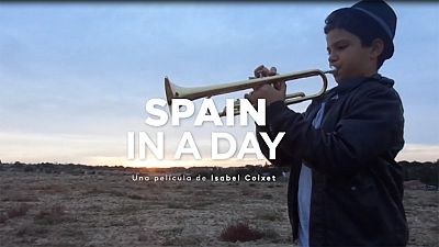 Música y bailes tradicionales en 'Spain in a day'
