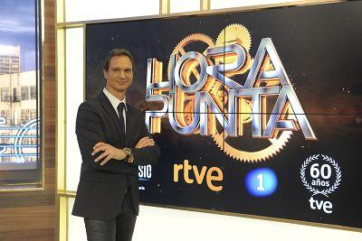 Hora Punta - Mucho humor en el nuevo programa de Javier Cárdenas
