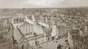 Lutecia, la infancia de París