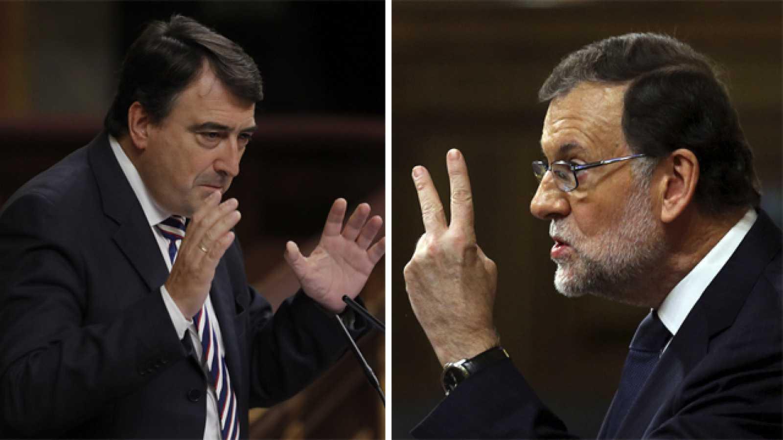 Esteban A Rajoy Si Bien Me Quieres Mariano Da Menos Leña Y Más Grano