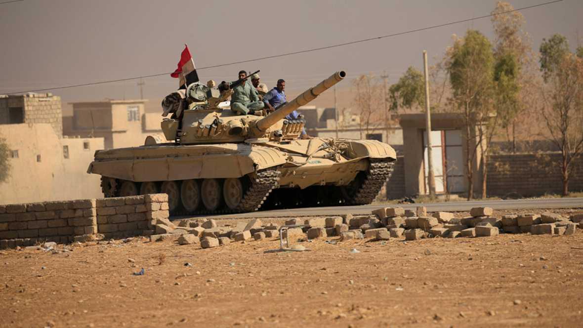Unas 2000 personas logran escapar de Mosul ante el recrudecimiento ...