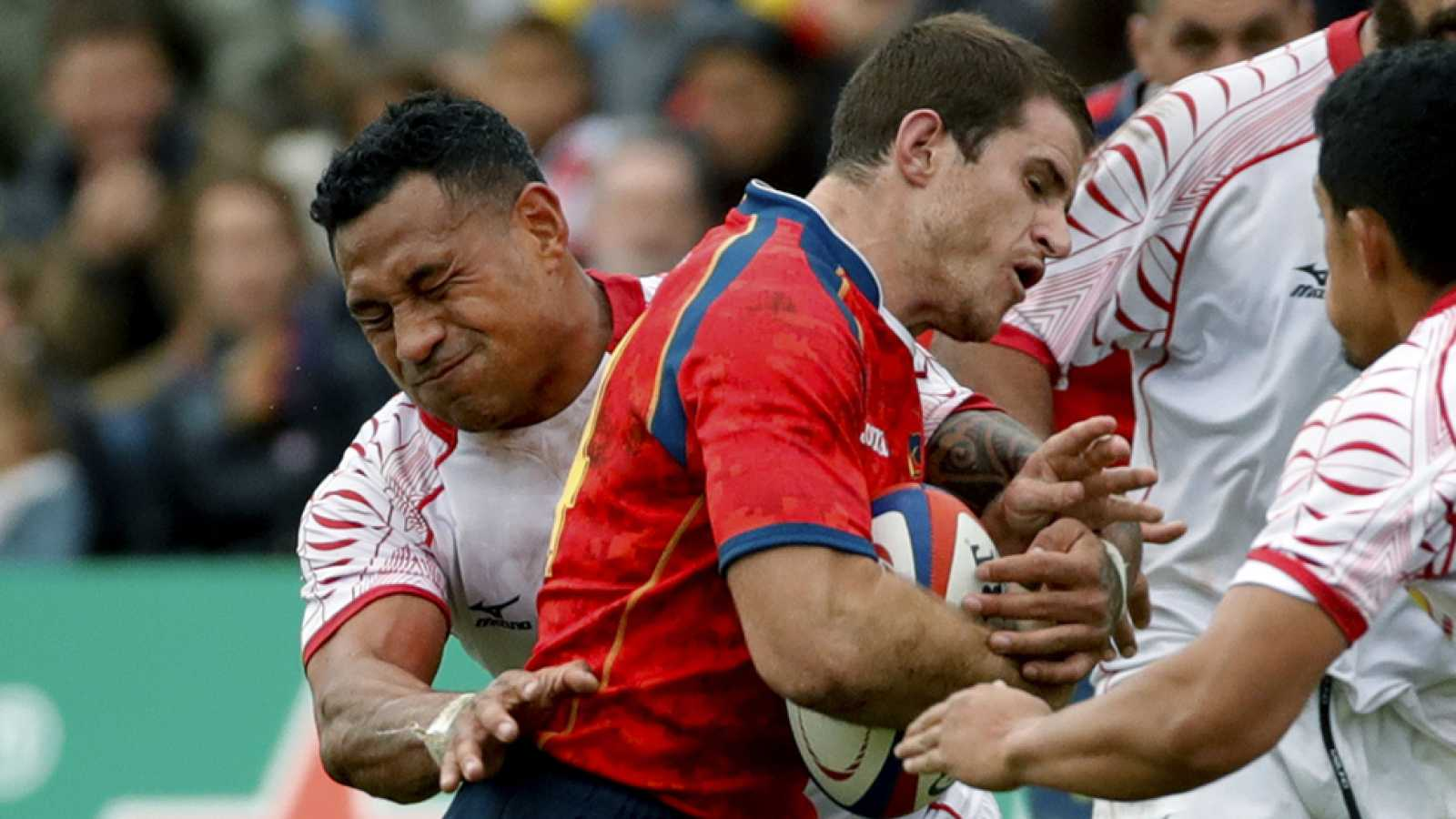 Rugby - Test Match World. Masculino: España - Tonga - ver ahora