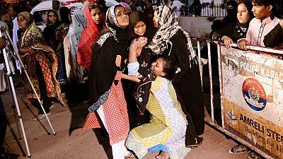 Una bomba causa al menos 43 muertos en Pakistán