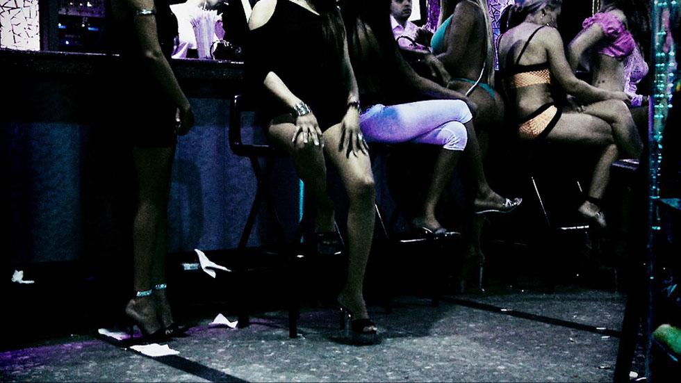 prostitutas con suerte esclava para hombre