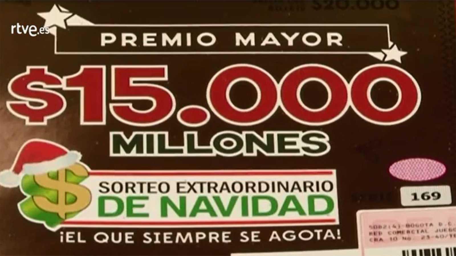Fotos De Colombia En Navidad.Colombia Celebra Su Propio Sorteo De Loteria De Navidad