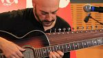Masterclass 6x3 - El híbrido entre guitarra y sitar de Chema Vílchez - 09/12/16