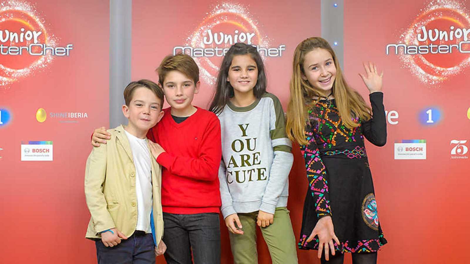 MasterChef Junior 4 - Programa 1 - 20/12/16 - RTVE.es