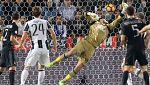 Supercopa de Italia. Juve y Milan empatan en la primera parte (1-1)