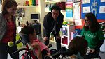 Gala Inocente, Inocente - Cristiano Ronaldo visita a niños con parálisis cerebral