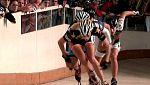 Mujer y deporte - Patinando con ellas