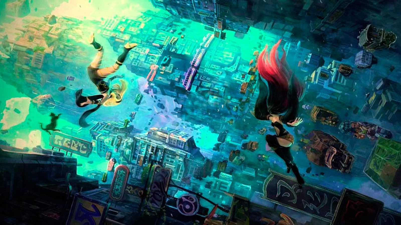 Gravity Rush 2 El Videojuego Donde Podremos Controlar La Gravedad A Nuestro Antojo