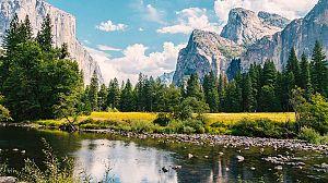 Parques nacionales norteamericanos: Yosemite