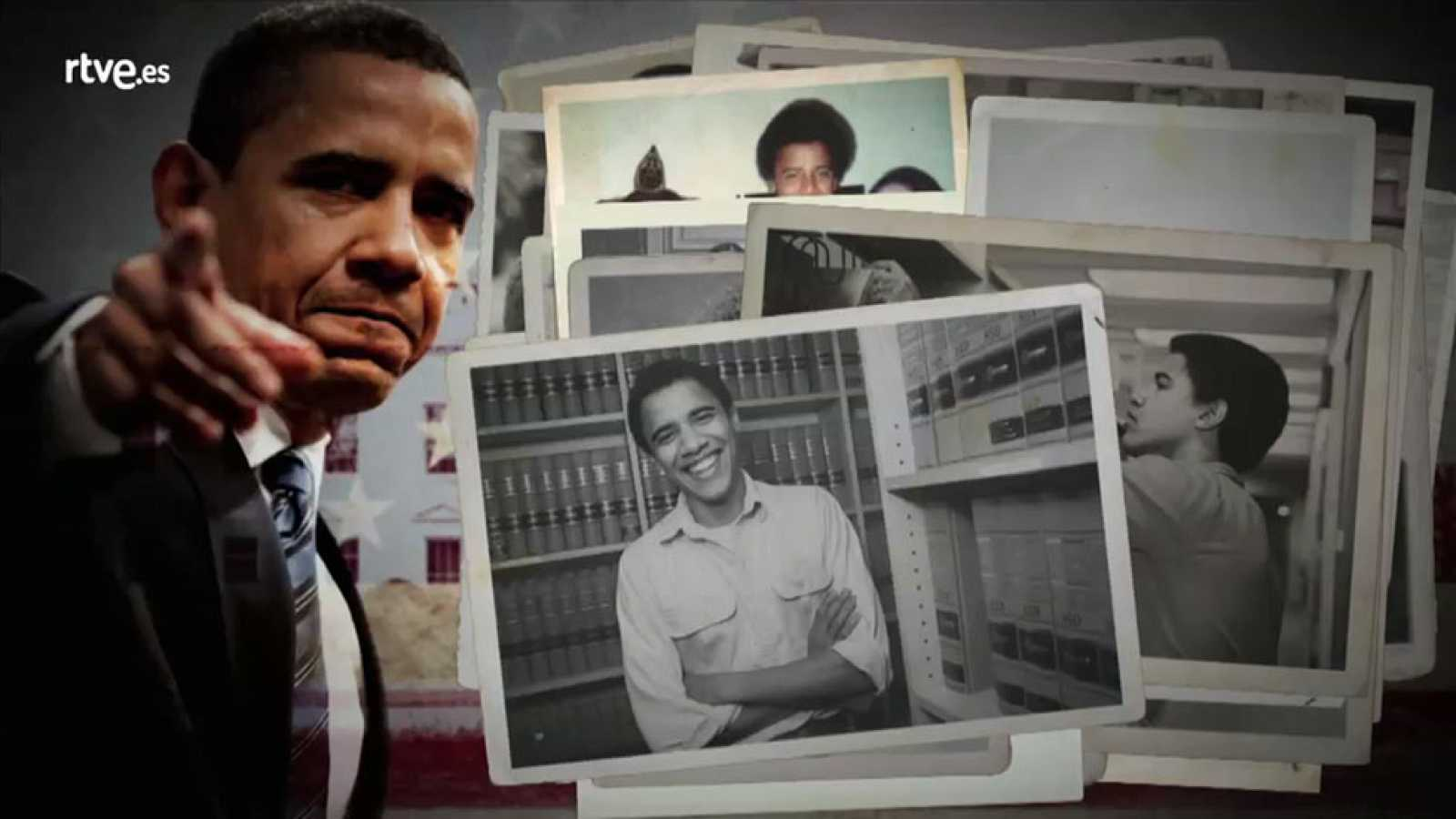 El álbum de fotos de Barack Obama