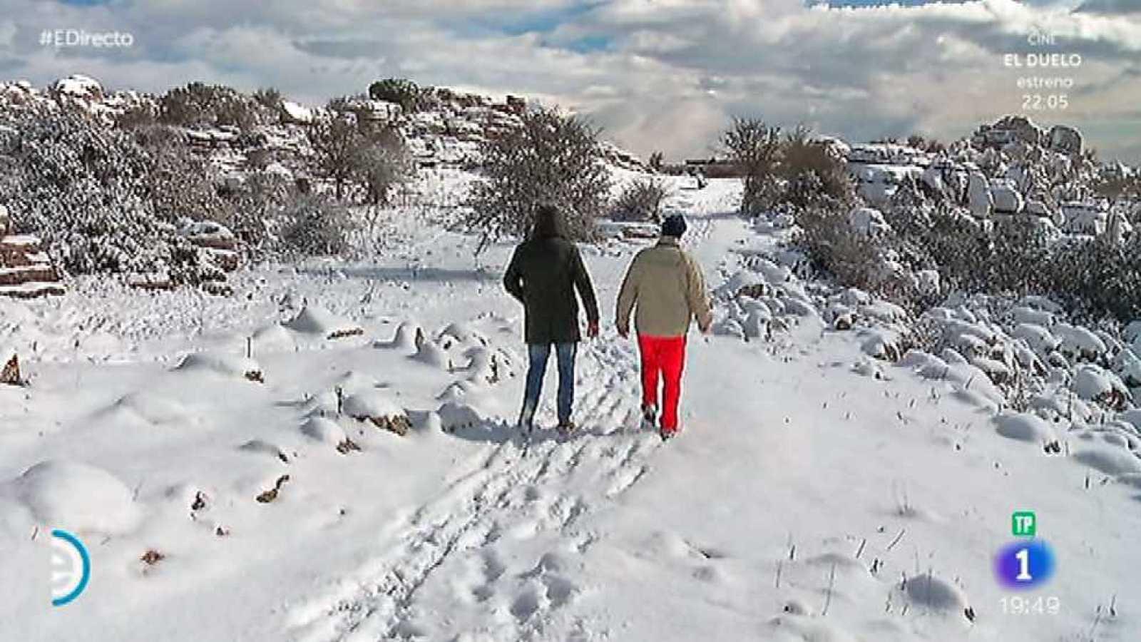 España Directo - 20/01/17 - RTVE.es