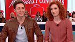 Amigas y conocidas - Rebecca Scott y Carlos Camino visitan 'Amigas y conocidas' para hablarnos sobre 'Reinas'