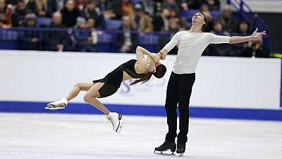 Patinaje Artístico - Campeonato de Europa. Programa Danza Libre, desde Ostrava - ver ahora