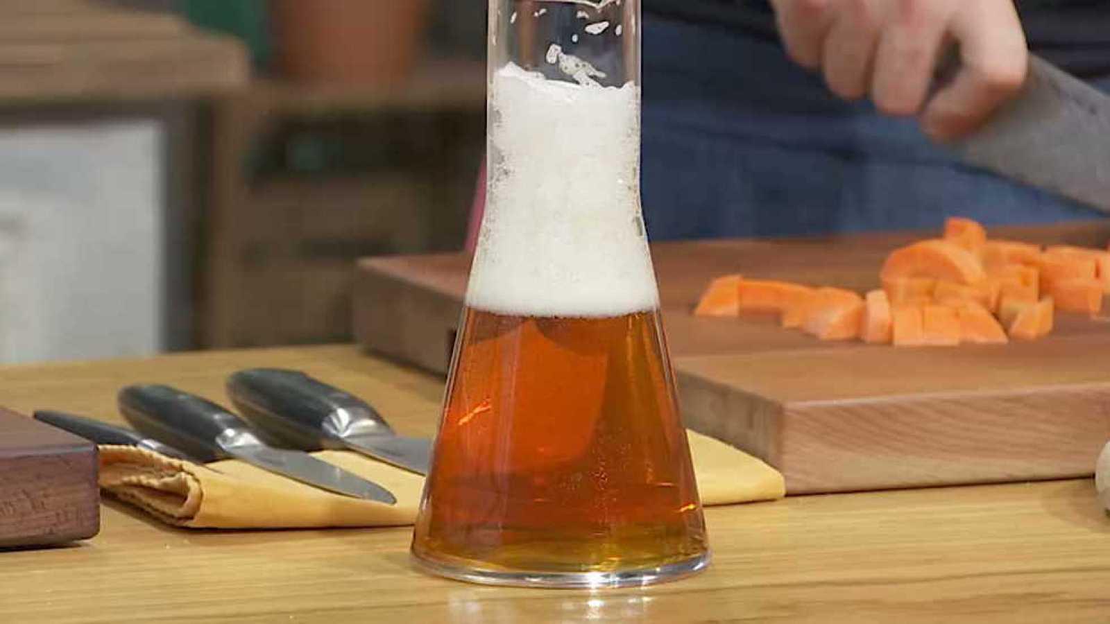 Torres en la cocina - Cocinamos con cerveza - RTVE.es
