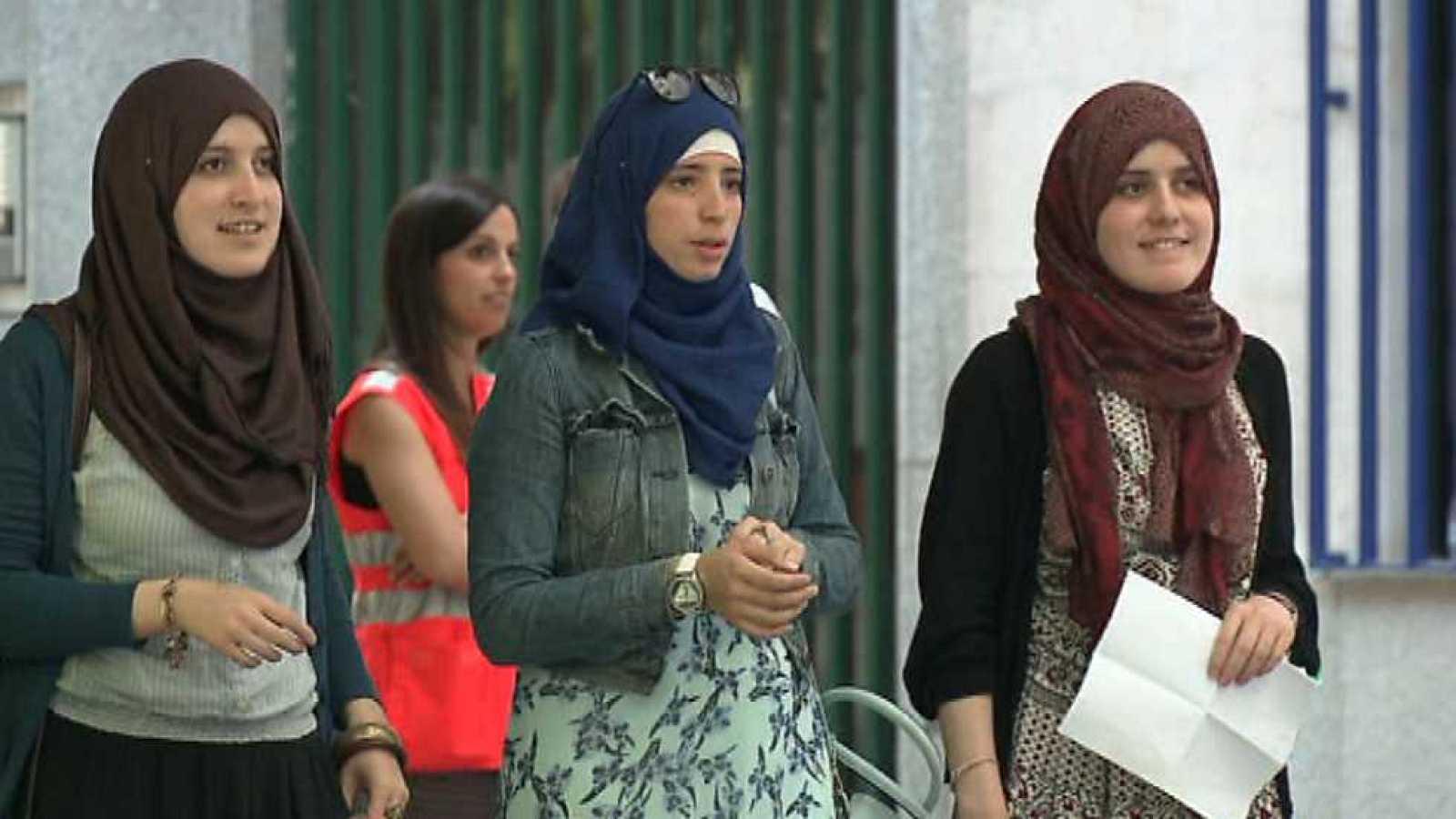 musulmanes y las mujeres