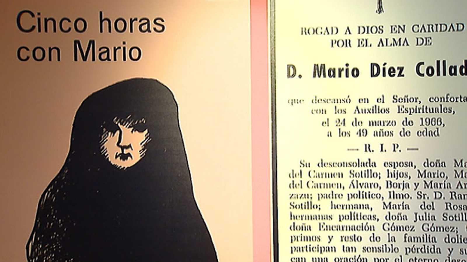 Para todos los públicos La Biblioteca Nacional inaugura mañana la exposición   Cinco horas con Mario  reproducir video a42338ffd5d