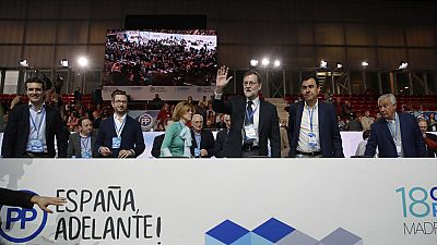 Arranca el XVIII Congreso Nacional del PP con más de 3.000 asistentes
