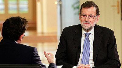 Rajoy ve lógico Maillo lleve día a día del PP porque ni él ni Cospedal pueden