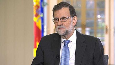 Rajoy no se plantea la convocatoria de elecciones anticipadas