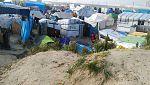 En portada - Los últimos de Calais