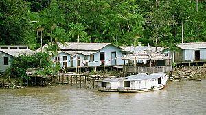 Amazonia desconocida