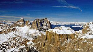 Los Dolomitas: En el jardín de los héroes