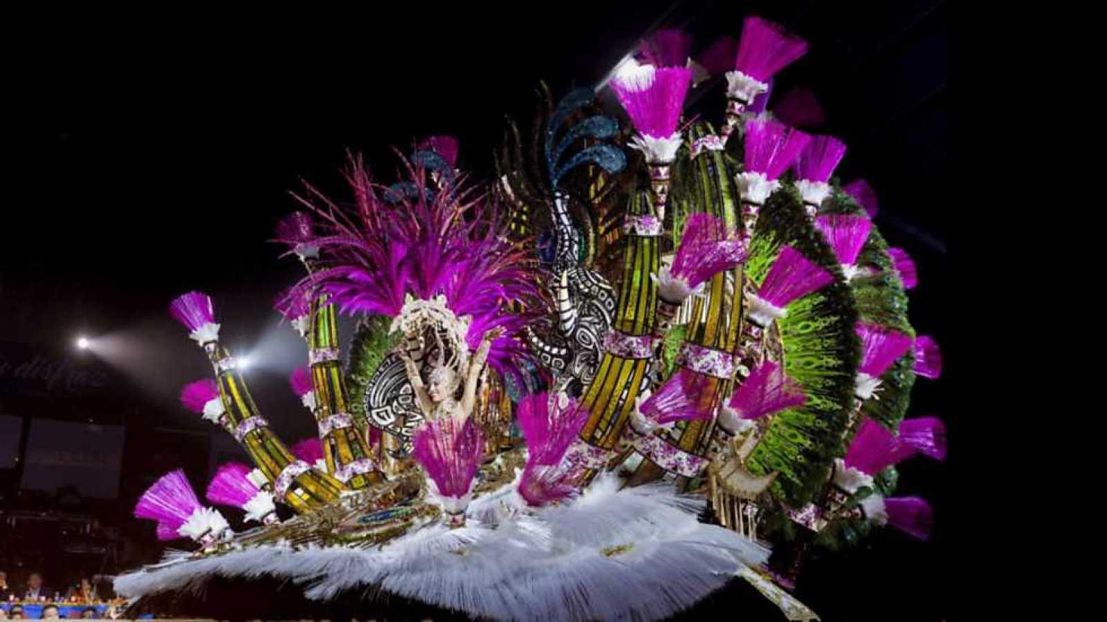 Gala de Elección de la Reina del Carnaval de Santa Cruz de Tenerife ...