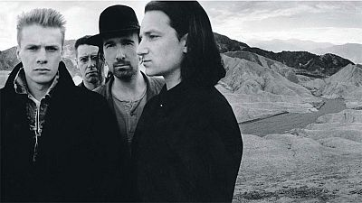 """The Joshua Tree"" de U2 cumple 30 años"