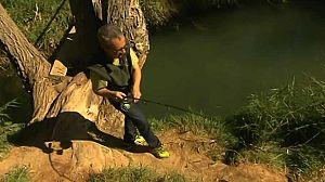 Pesca en Masegoso