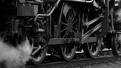 Viajar en un tren a vapor ya no es cosa sólo del pasado