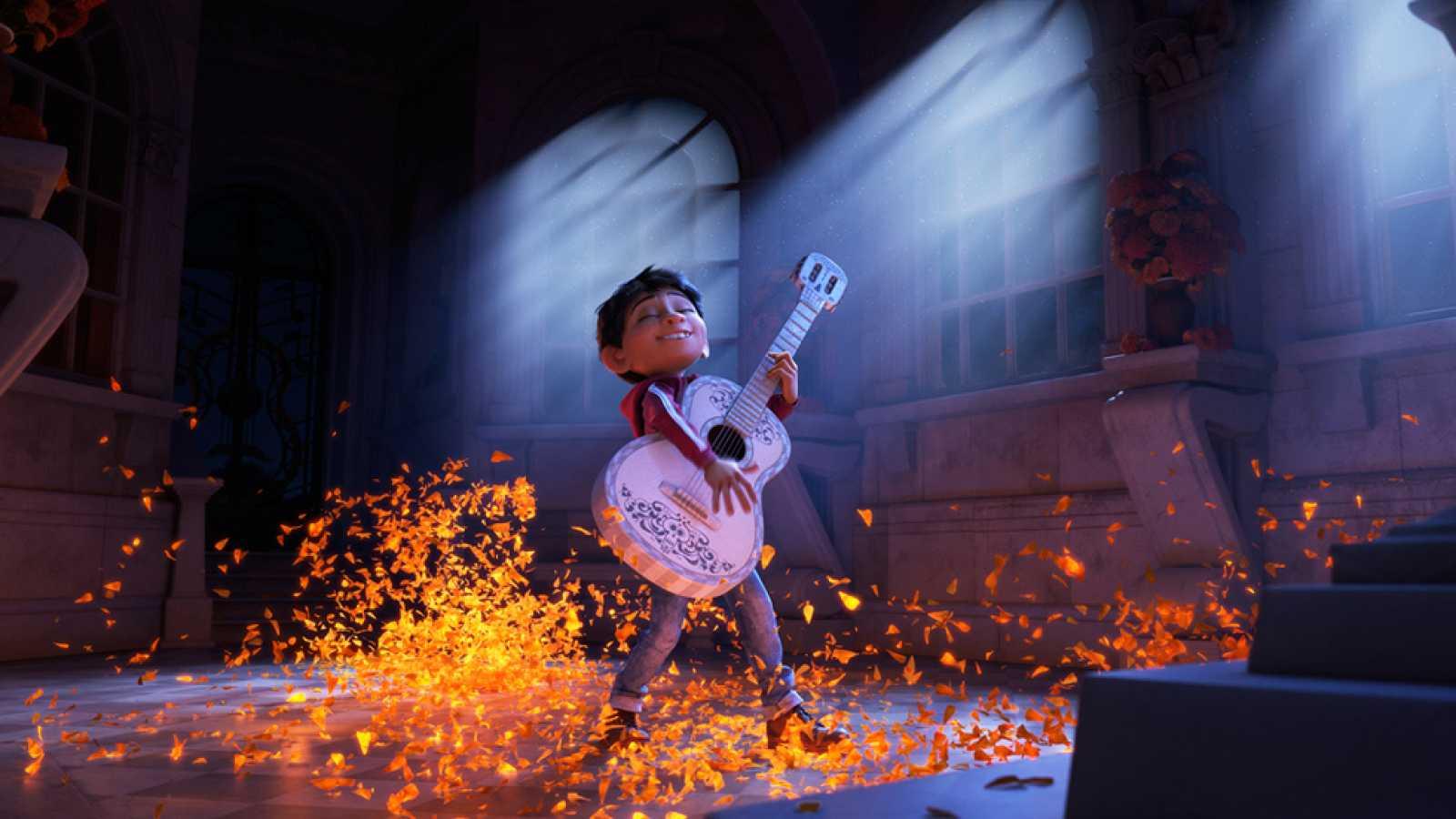 Primer Tráiler De Coco La última Película De Disney Pixar