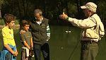 Jara y sedal - Escuela de pesca Naturix
