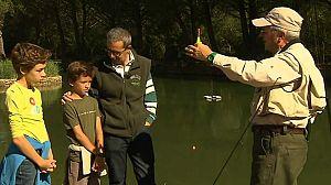 Escuela de pesca Naturix