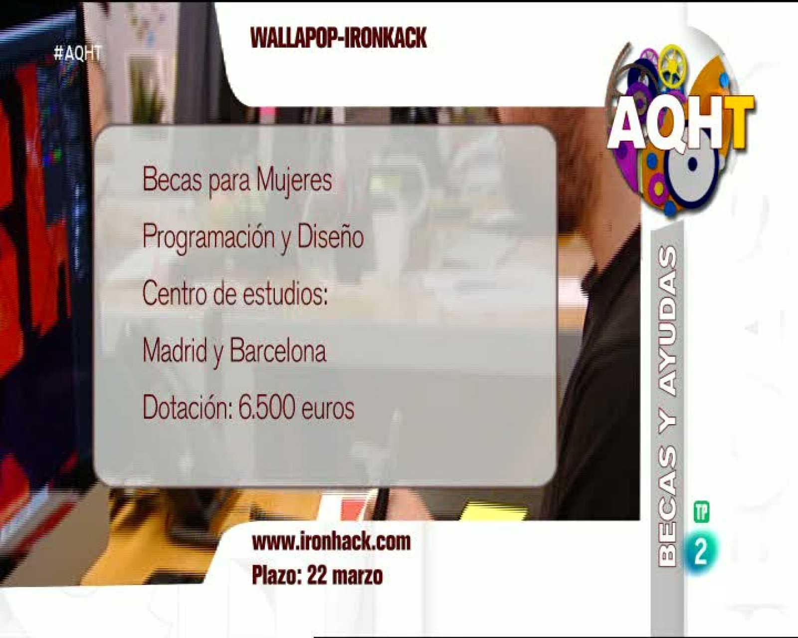 3 becas para estudiar y mejorar el currículum - RTVE.es