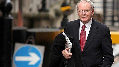 Martin McGuinness, histórico líder católico norirlandés, ha muerto a los 66 años