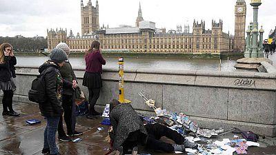 Cuatro muertos y 20 heridos en un ataque en Londres junto al Parlamento británico