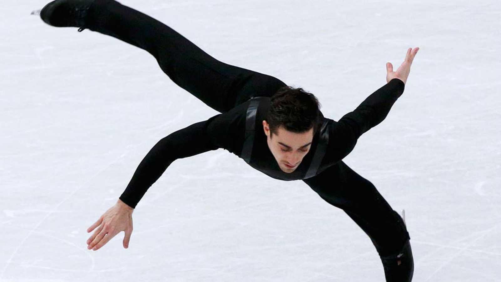 Cto. del mundo de patinaje artístico | Javier Fernández