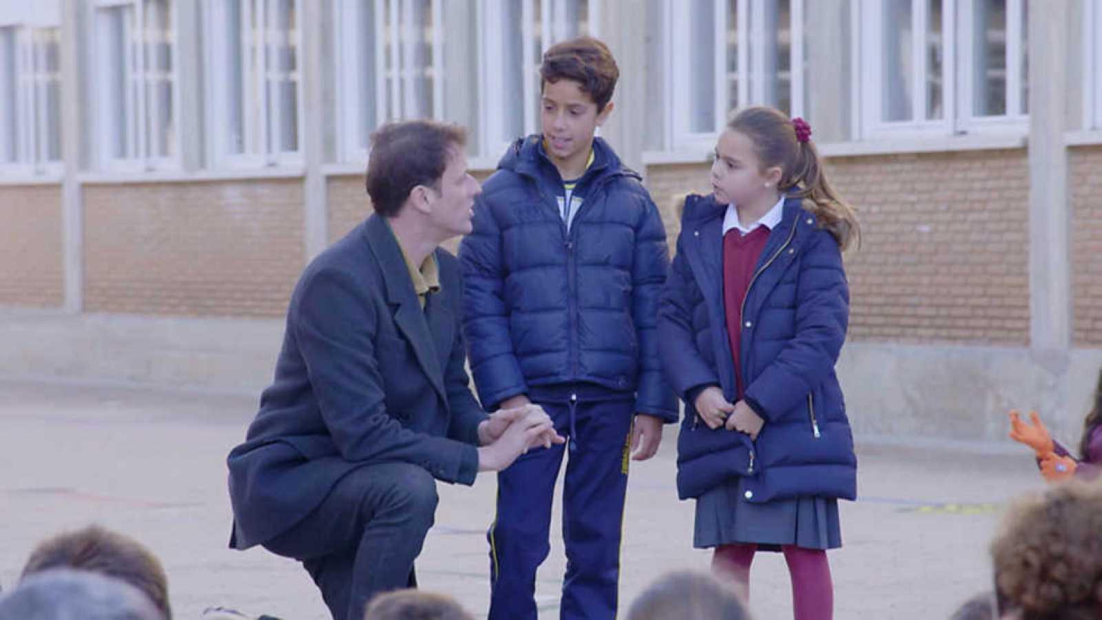 Para todos los públicos El árbol de los deseos - 01/04/17 - ver ahora  reproducir video