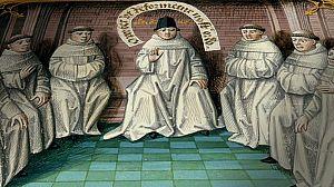 Santos y pecadores: Un milenio de monasterios. Tercera parte