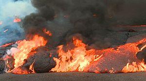 Odisea volcánica: El camino de un volcán