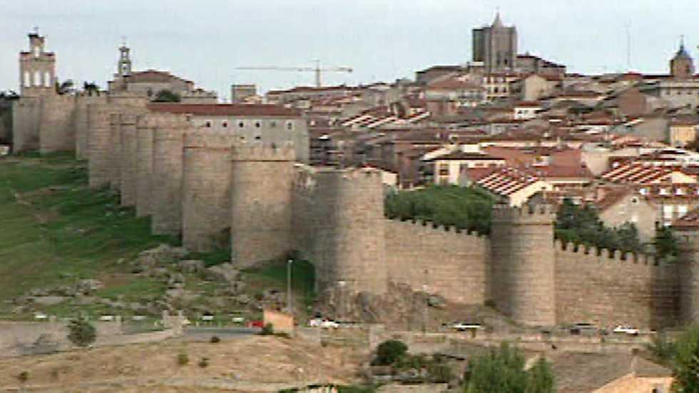 Paisajes del castellano vila los msticos y la ruta teresiana