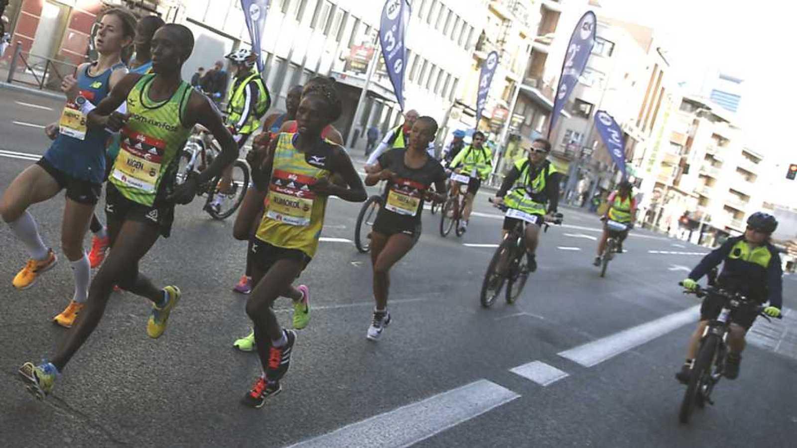 Atletismo Rock'n Roll Madrid Maratón 2017