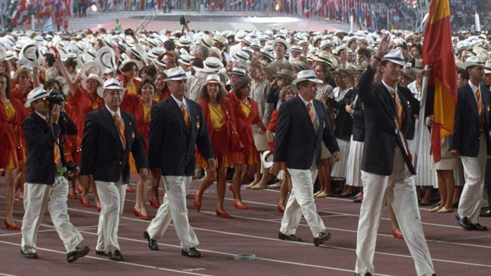 Los Juegos Olimpicos De Barcelona 92 Rtve Es