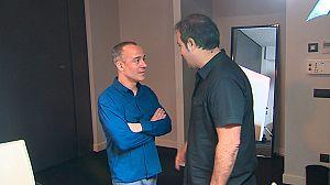 Luis Tosar y Javier Gutiérrez, juntos de nuevo en