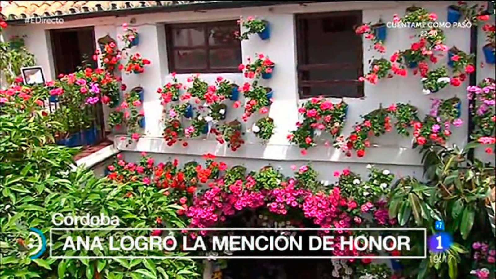309e51c6f España Directo - Paseamos por los patios de Córdoba
